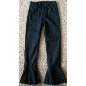 New Mother CHA CHA FLARE Not Guilty Jeans 24